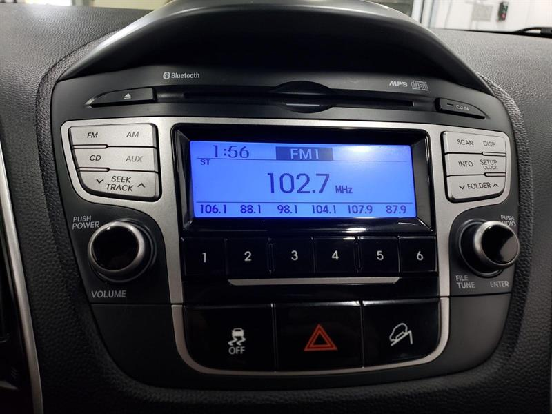 Hyundai Tucson FWD 9