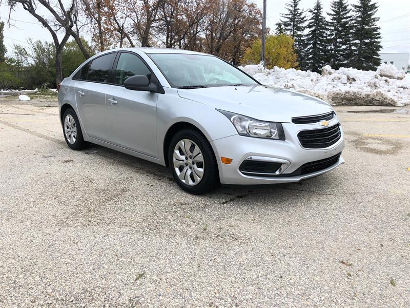 2016 Chevrolet Cruze Limited 1LT #9965.1