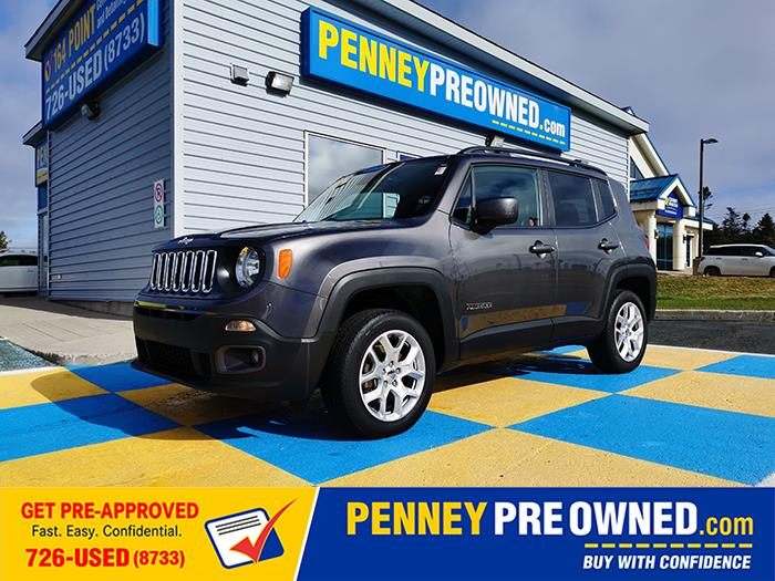 2016 Jeep Renegade #37133A