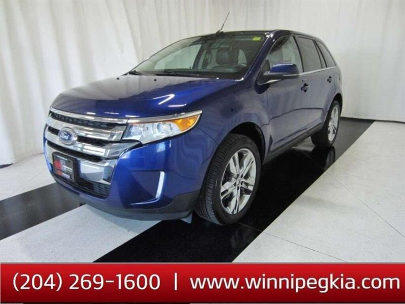 2013 Ford EDGE Limited *Always Owned In MB!* #20SP331A