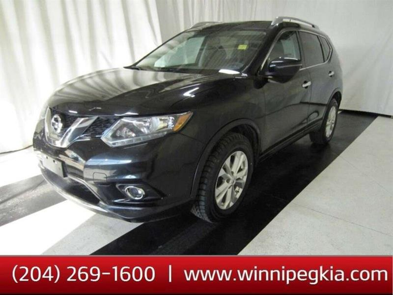 2016 Nissan Rogue SV *Always Owned In Manitoba!* #19FF05270A