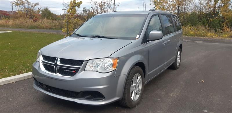 Dodge Grand Caravan 2018 Crew Plus 2WD #210