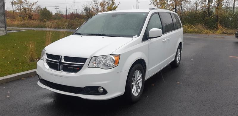 Dodge Grand Caravan 2018 SXT Premium Plus 2WD #211
