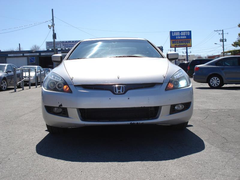 Honda Accord Cpe 2003