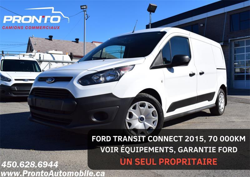 Ford Transit Connect 2015 XL **AUBAINE ** Tablettes et séparateur * #1127