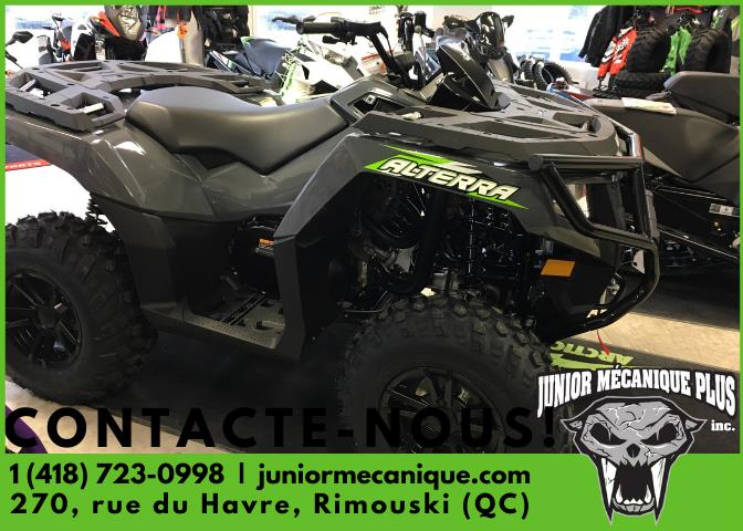 Arctic Cat ALTERRA 2020