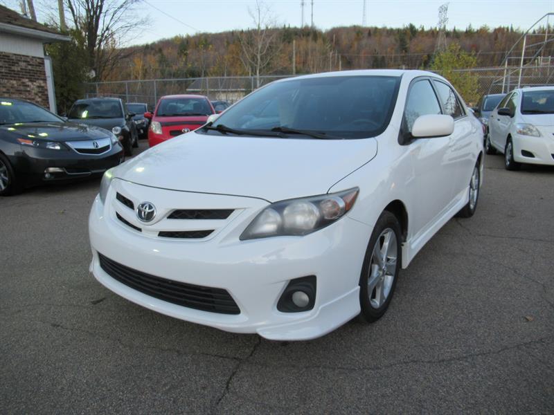 Toyota Corolla 2011 S  #19-342