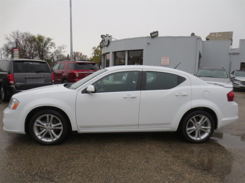 2013 Dodge Avenger 4dr Sdn SXT - Heated Seats #4241