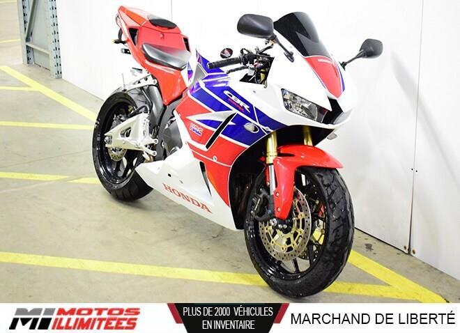 Honda CBR600 2013