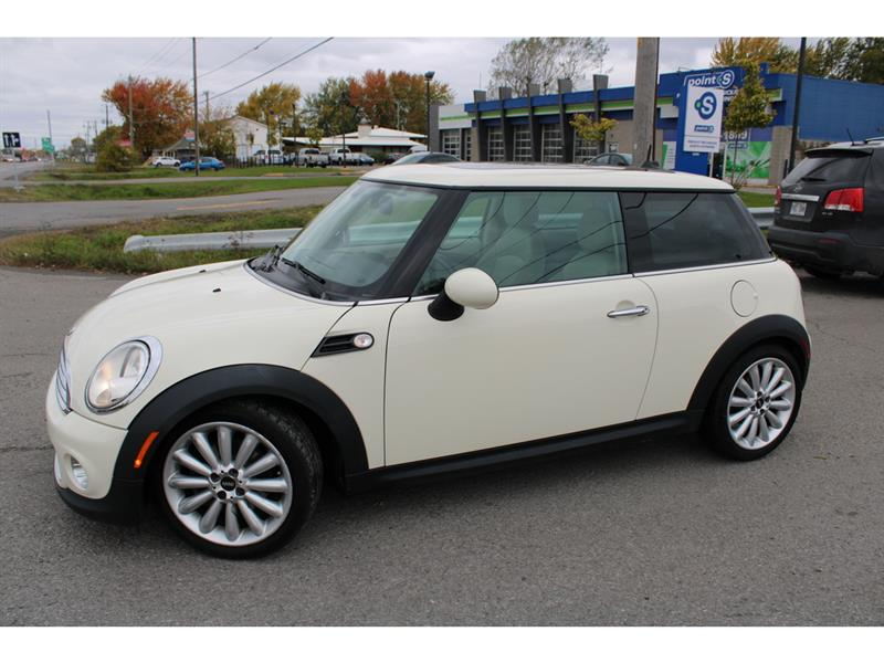 Mini Cooper Hardtop 2012 TOIT PANO MAGS CUIR!!! #4890