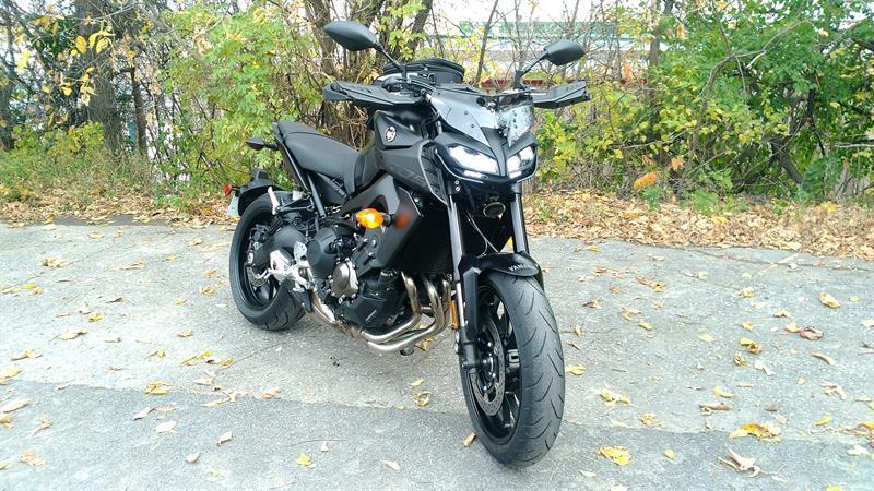 2019 Yamaha MT09,ABS
