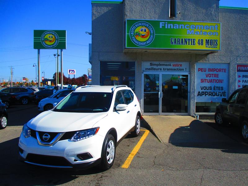 2014 Nissan Rogue AWD 4dr #19-204