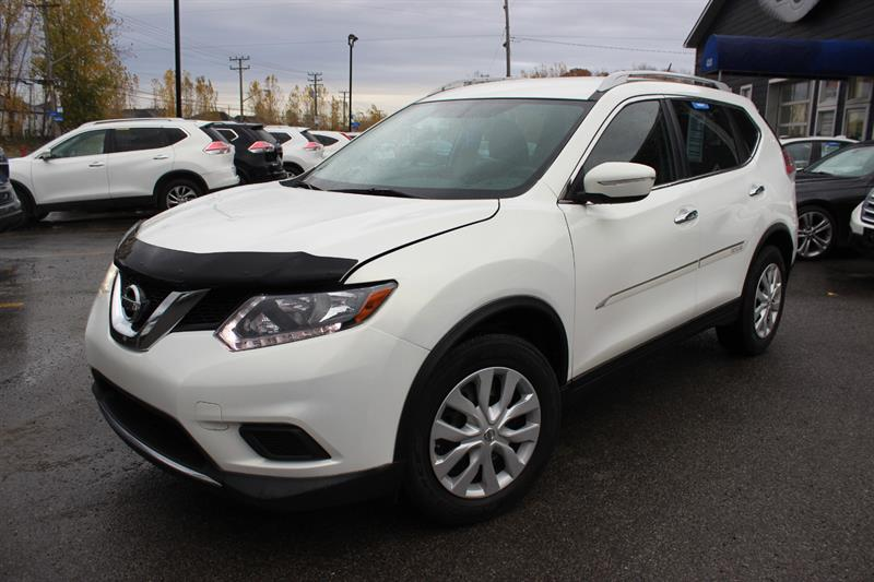 Nissan Rogue 2014 FWD S #5304