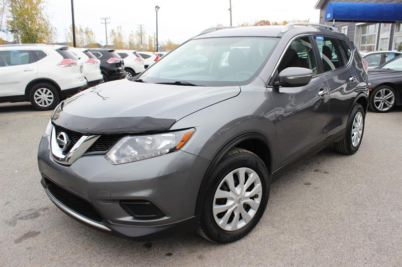 Nissan Rogue 2014 FWD S #5373