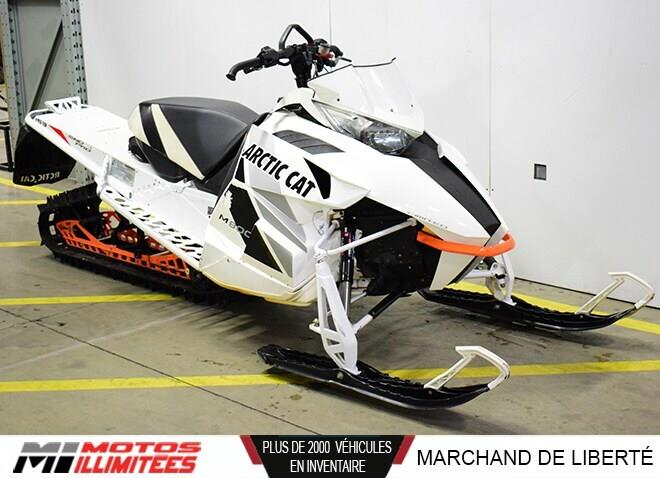 Arctic Cat M8000 153 LTD 2013
