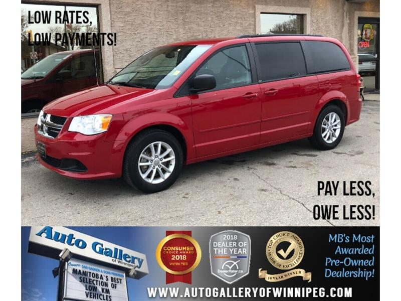 2013 Dodge Grand Caravan SXT *Local/B.tooth/StowN'Go/Rear Air/Pwr Doors #24047A