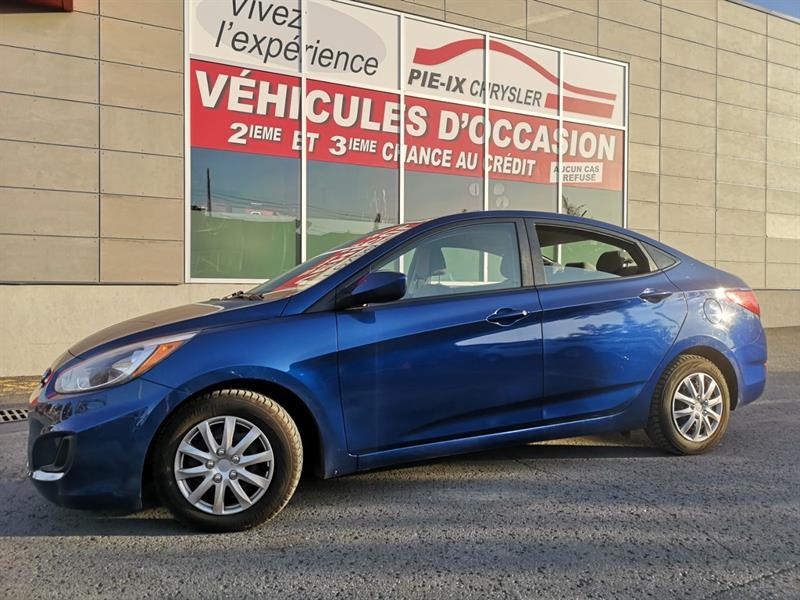 2015 Hyundai Accent GL Sedan FWD