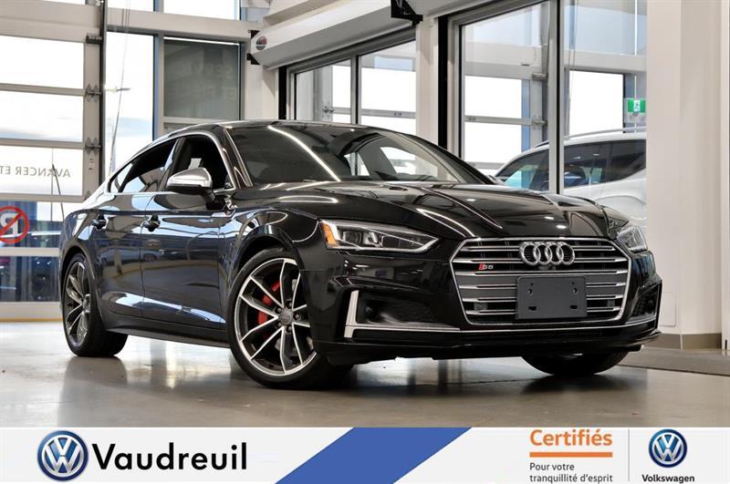 Audi S5 Technik 3.0 * SPORT DIFF * DRI 2019