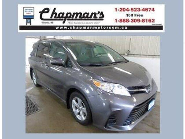 2019 Toyota Sienna LE 8-Passenger #K-037A