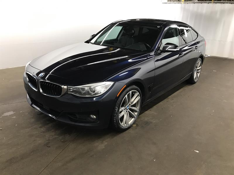 BMW 328I 2016  GT-NAVIGATION X Drive**PAY WEEKLY $69 SEMAINE ** #2568 ***S38287