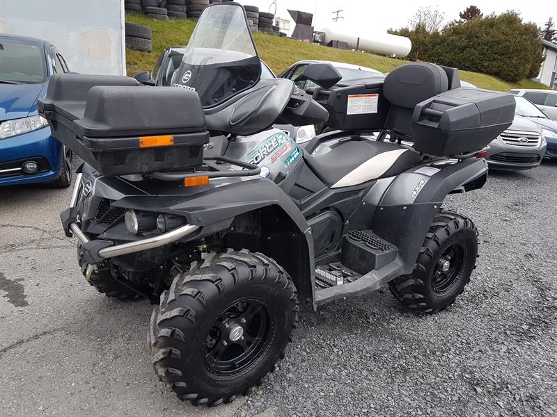 CFMOTO CFORCE 500 HO EPS LX 2 UP 2016 4x4