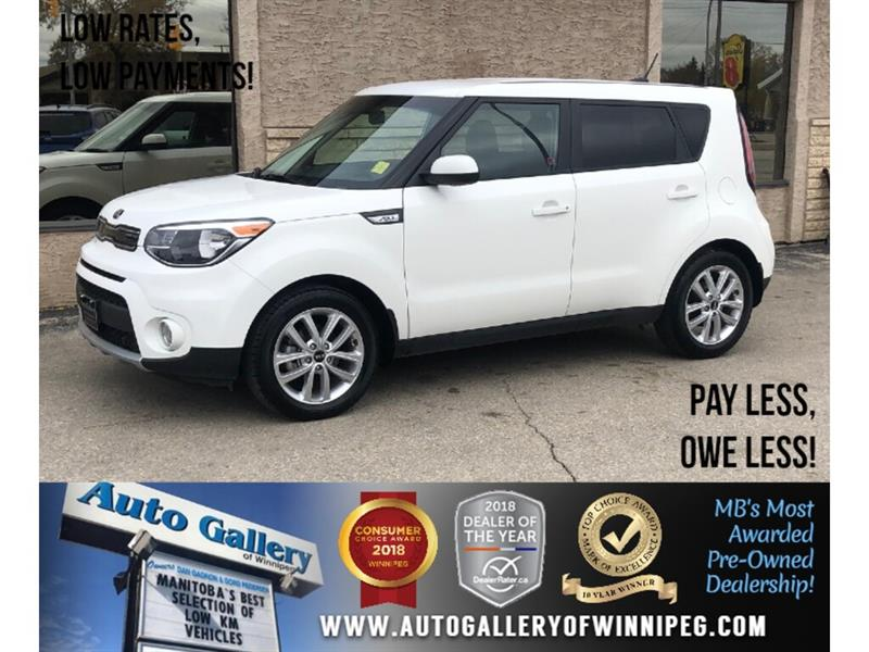 2019 Kia Soul EX *Accident Free/B.tooth/Htd Seats/Htd Wheel #24105