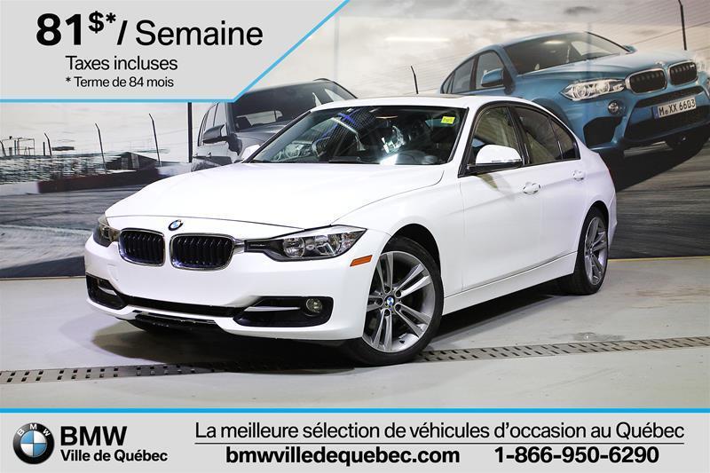 BMW 320 2015 xDrive Sedan (3C37) #U5678