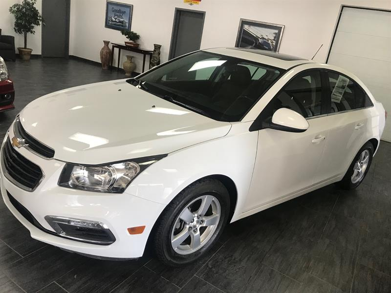 2015 Chevrolet Cruze LT TURBO #F7287544