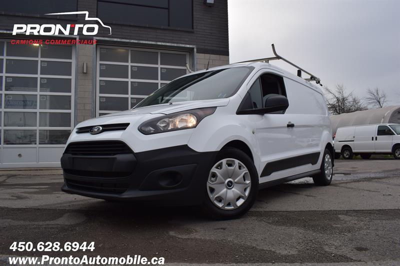 Ford Transit Connect 2014 XL ** Support à Échelle, Tablette, Séparateur **  #1133
