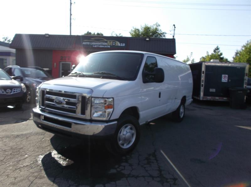 Ford Econoline Cargo Van 2009 E-250 Ext #854