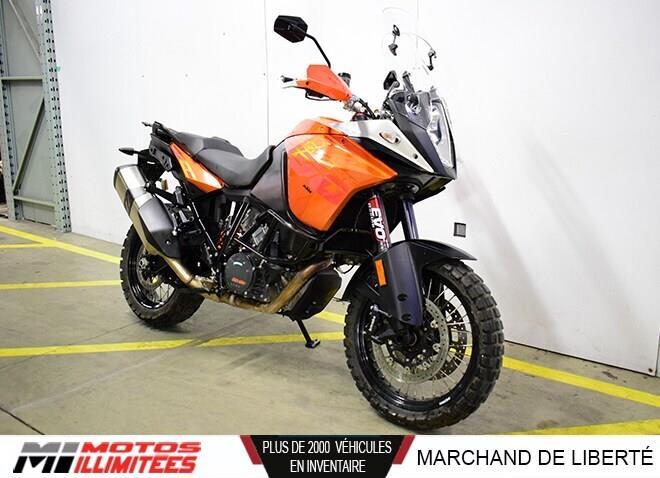 KTM 1190 ADVENTURE R 2014