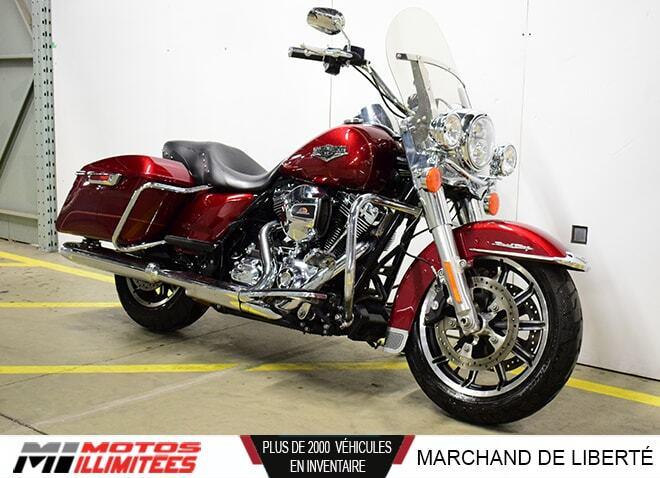 Harley Davidson FLHR Road King 2016