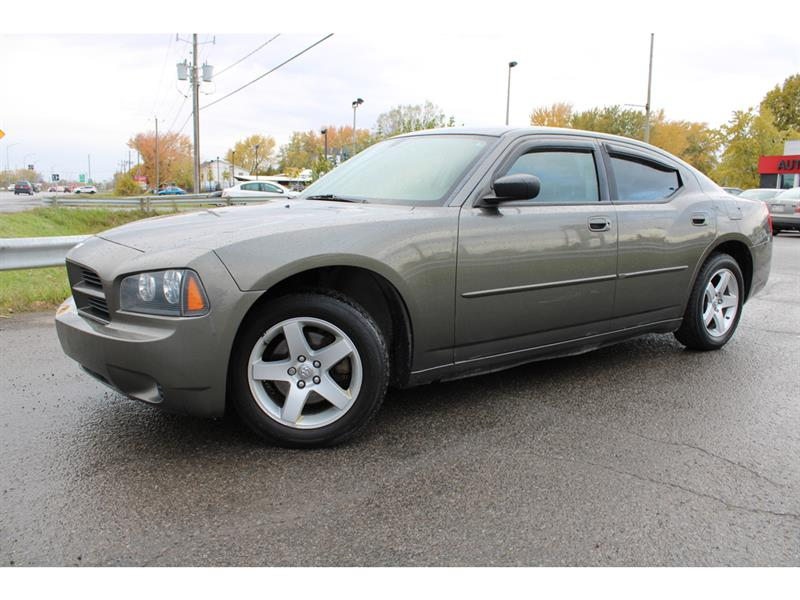 Dodge Charger 2009 SE RWD A/C CRUISE MAGS!!! #4914
