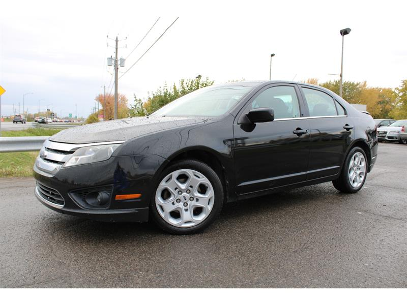 Ford Fusion 2010 SE MAN. A/C CRUISE MAGS!! #4926