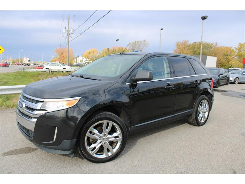 Ford EDGE 2011 Limited NAVI BLUETOOTH TOIT PANO!!! #4897