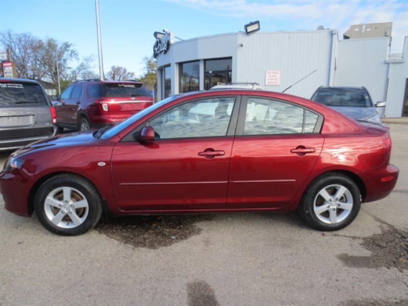 2006 Mazda Mazda3 4dr Sdn GS Auto - Low KMS/Sunroof #3611B