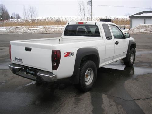 chevrolet colorado ls z71 4x4 2005 occasion vendre beauharnois chez mja. Black Bedroom Furniture Sets. Home Design Ideas