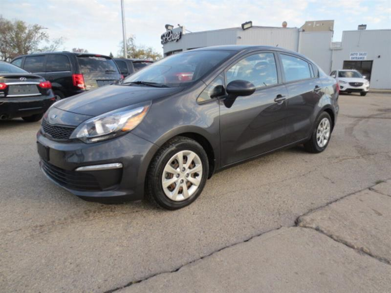 2016 Kia Rio 4dr Sdn Auto LX+ ECO - Remote Start/Bluetooth #3114