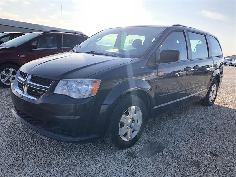 2012 Dodge Grand Caravan 4dr Wgn