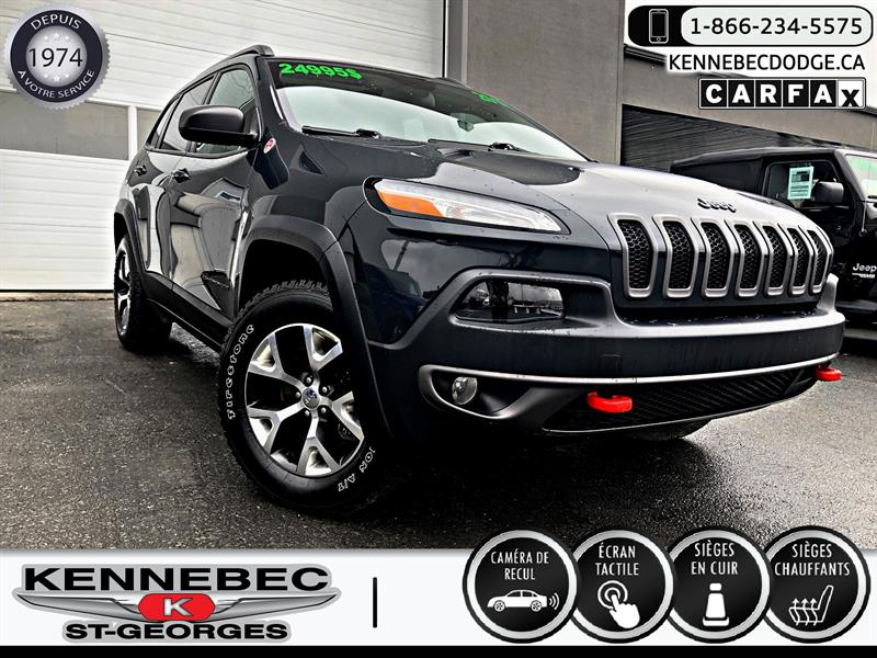 Jeep Cherokee 2016 4WD 4dr Trailhawk #39302A