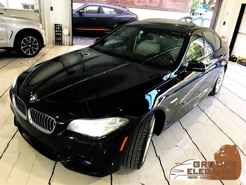 2015 BMW 5 Series 535i X-Drive M PKG NAV REVERSE CAMERA PUSH START  #D547878