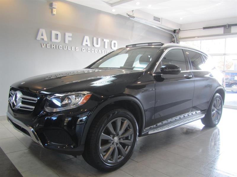 2016 Mercedes-Benz GLC 4MATIC 4dr GLC 300 #4523