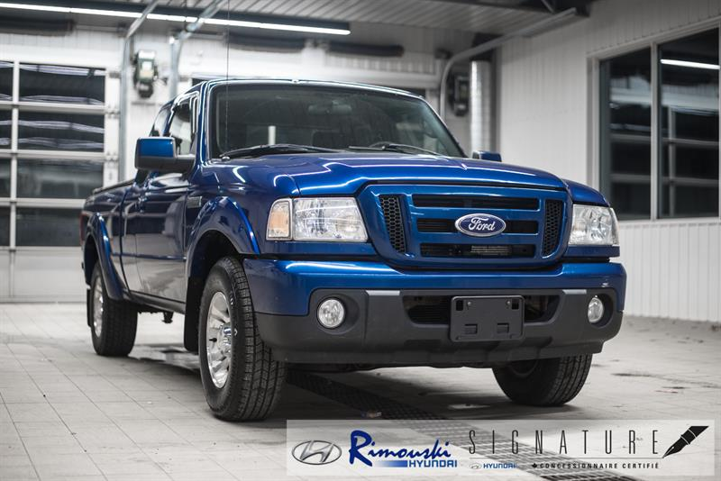 2010 Ford Ranger 4X2 Regular Cab