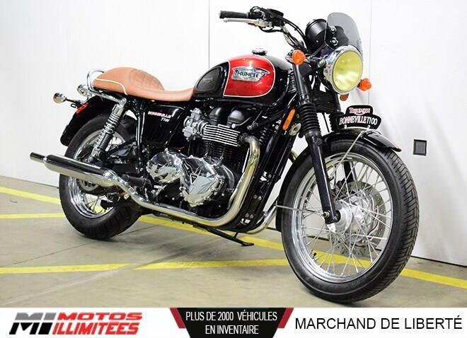 Triumph Bonneville T100 2016