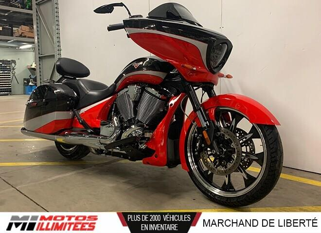 Victory Motorcycles Magnum 2016