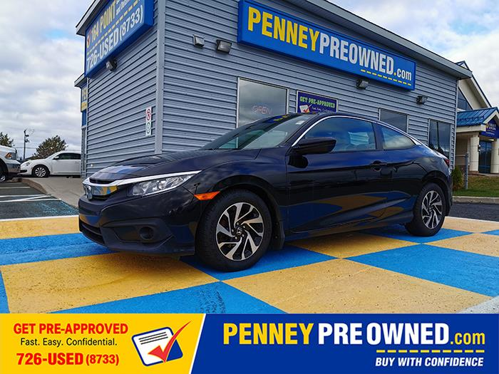 2016 Honda Civic LX #P0363
