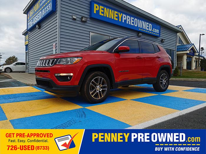 2018 Jeep Compass NORTH #M19179