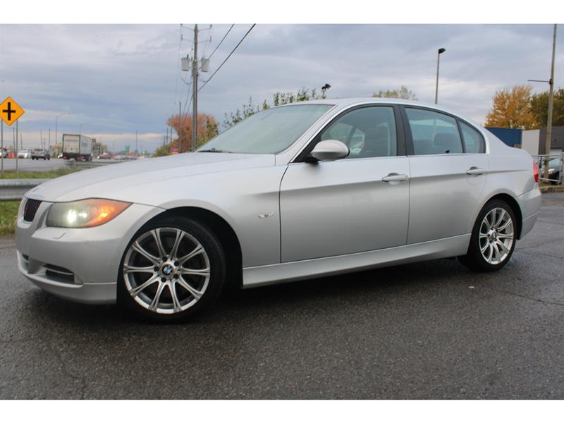 BMW 3 Series 2008 335xi XDRIVE TOIT OUVRANT MAGS!!! #4913
