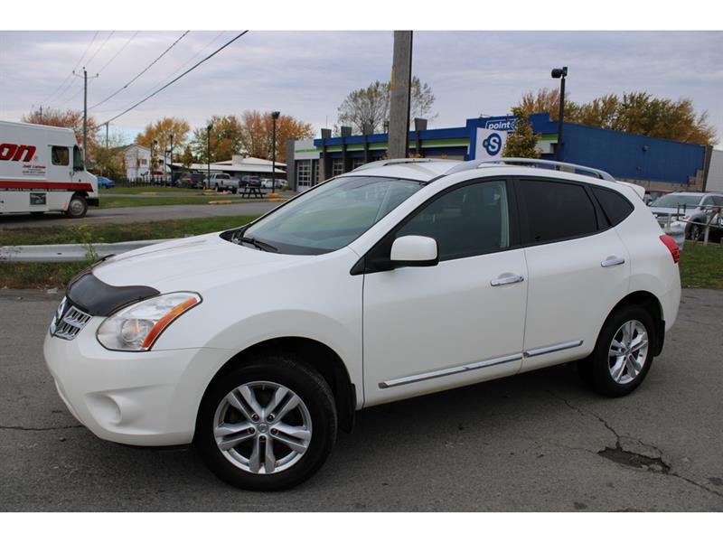 Nissan Rogue 2012 AWD SV A/C CRUISE MAGS!!! #4921