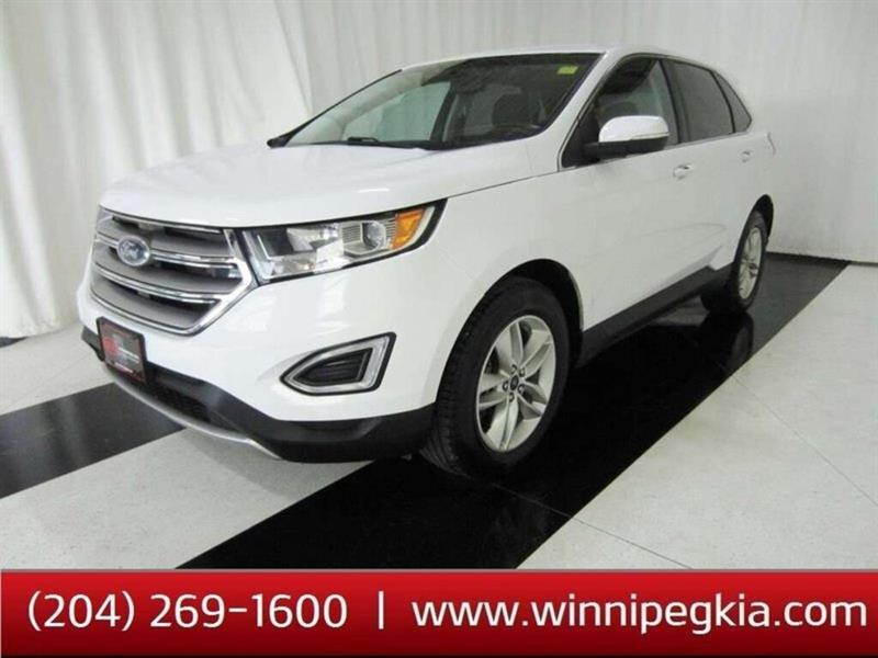 2016 Ford EDGE SEL *No Accidents!* #16FE40066
